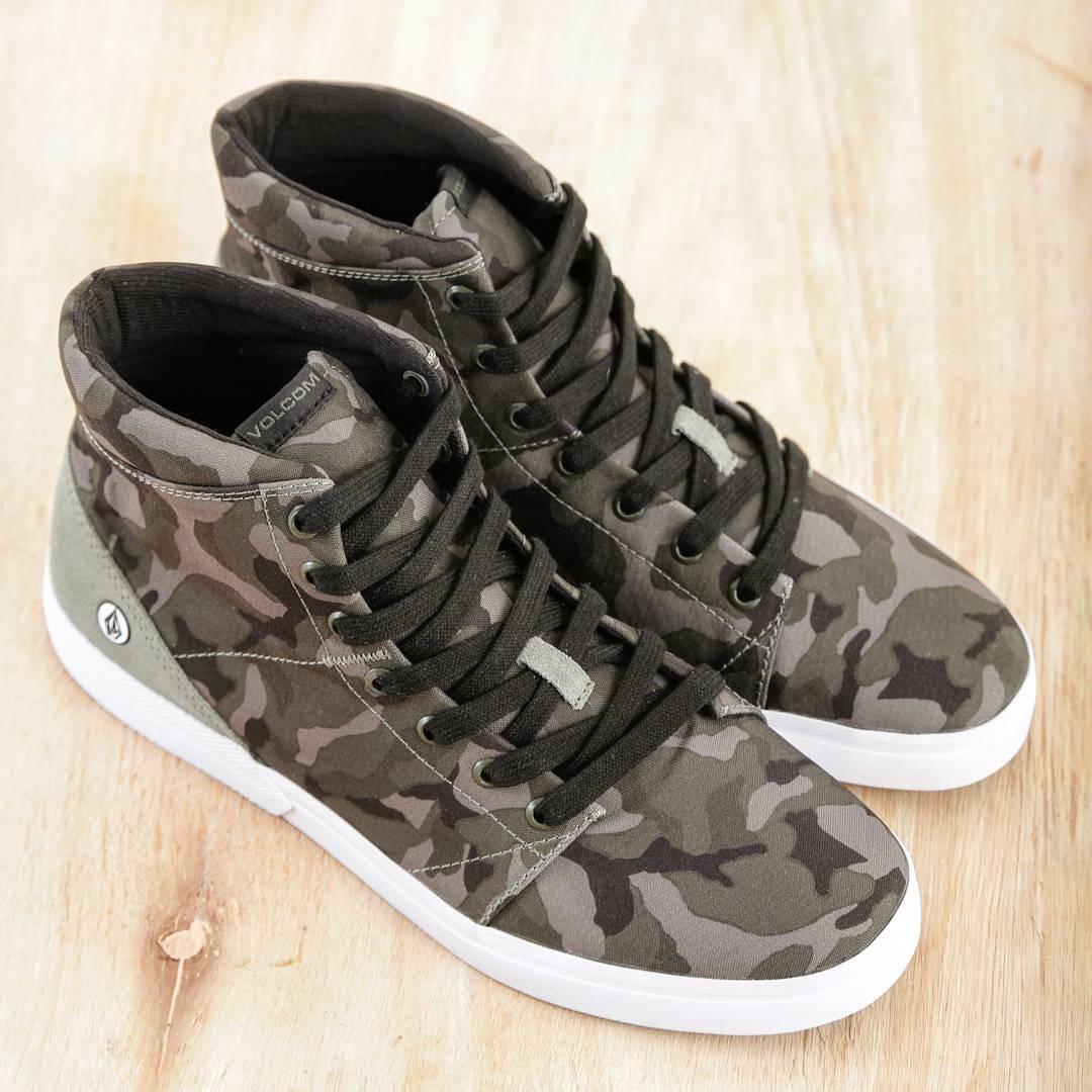 Volcom footwear. En todos los locales oficiales #volcomstores #ttt