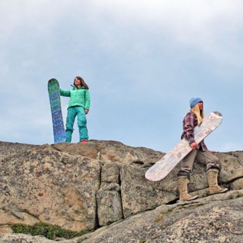 The Queen Bee and Myth are back again this season with a pretty little facelift. We can't wait to get these ditties on snow!! Check out our new snowboard graphics at www.coalitionsnow.com