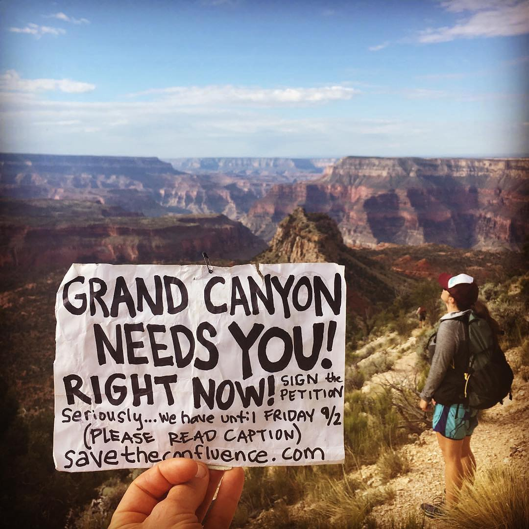 Developers have introduced legislation to begin construction of an amusement-style Tram in eastern Grand Canyon that would deliver up to 10,000 people/day from the rim to the sacred confluence of the Little Colorado River and the Colorado. Public...