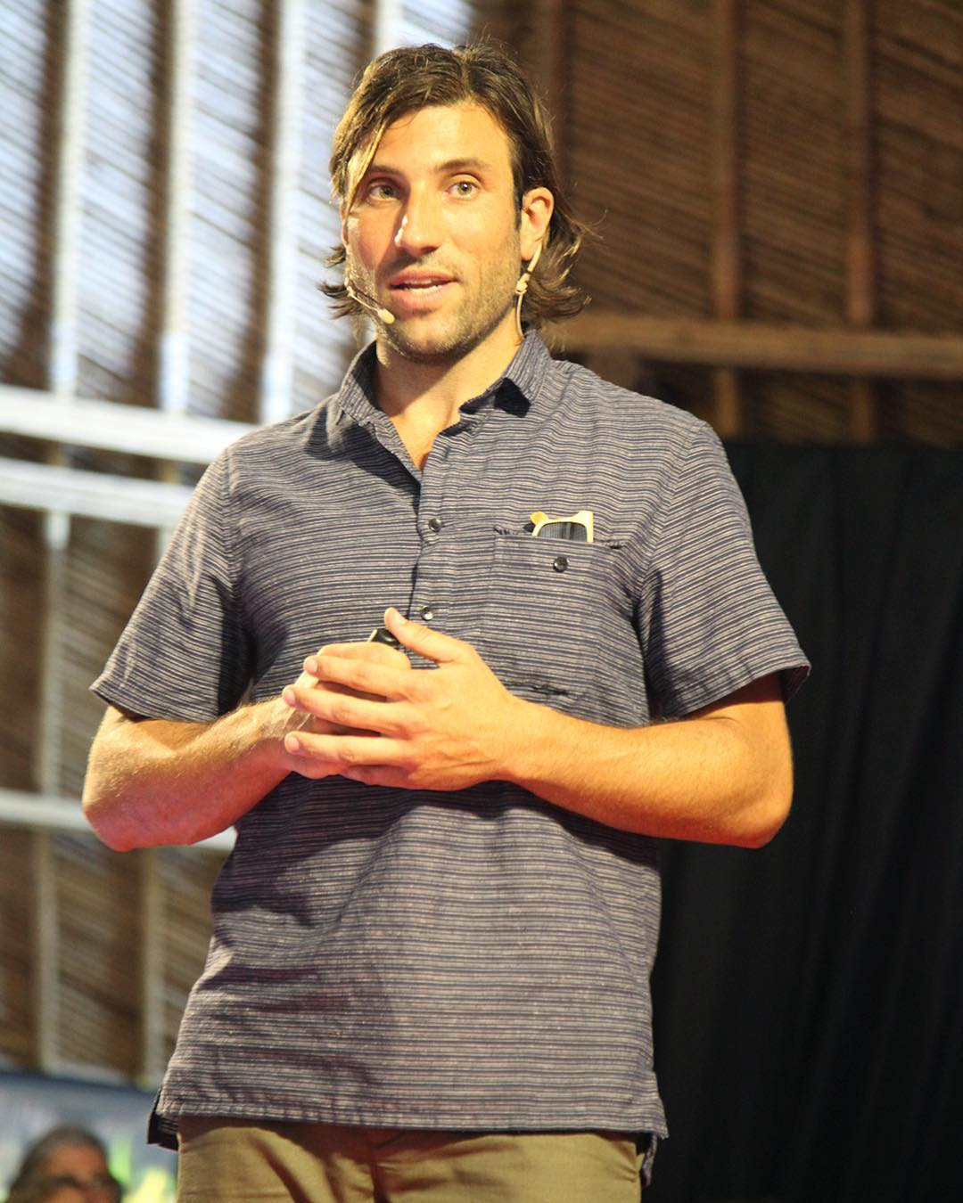 "Today is the official launch of Kyle Parsons talk at TEDxUbud. ""Redesigning our consumer habits"" encourages us to minimize waste and how to make conscious choices as a consumer. Thanks for joining this movement! #Indosole #TiresToSoles #SolesWithSoul..."