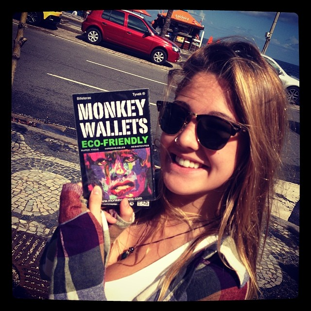#monkeywallets #riodejaneiro #2014 #worldcup @monkeywallets