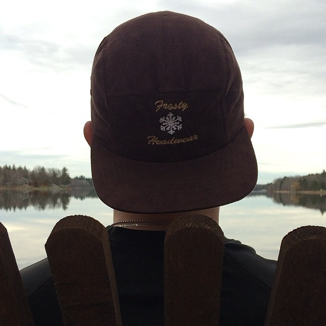 #Minnesota #FrostyHeadwear @blake_and