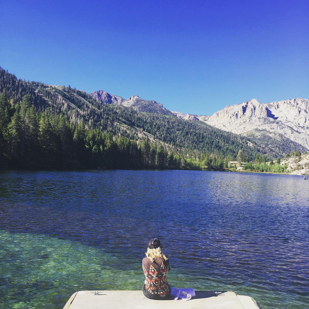 SOUTHERN SIERRAS ROCK don't leave us now summer, we all still have some more #radparks exploring to do! #inyonationalforest #weekenders #parksproject