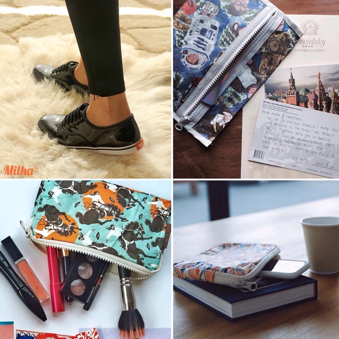 Conoce @confitte y todos sus productos! Pronto, junto a @milha_oficial en la boutique  Milha™ Soho (Gorriti 4864).#milha #zapatillas #bolsos #confitte