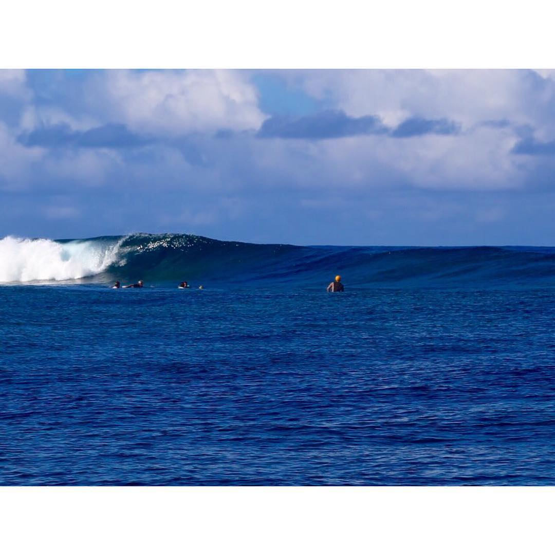 some nice ones at haapiti #awesome#awesomesurfboards #moorea#haapiti#wannastayhere