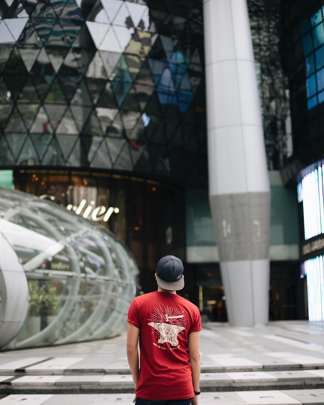Urban Exploring with @lionelimwx in Singapore. #concretenative #explore #exploremore #adventure #adventurelife #urbanexploring #realshitforrealpeople #skateboarding #sk8life #skate