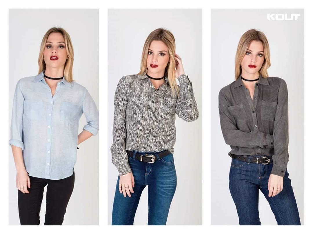 ¿Ya conoces nuestra linea de camisas para mujer? Si todavía no la viste podes ingresar en el siguiente link ➡ http://shop.koutjeans.com.ar/mujer/camisas2/ y encontrar la que mas te guste � Aprovecha HOY la promo #AHORA12 en cualquiera de nuestros...