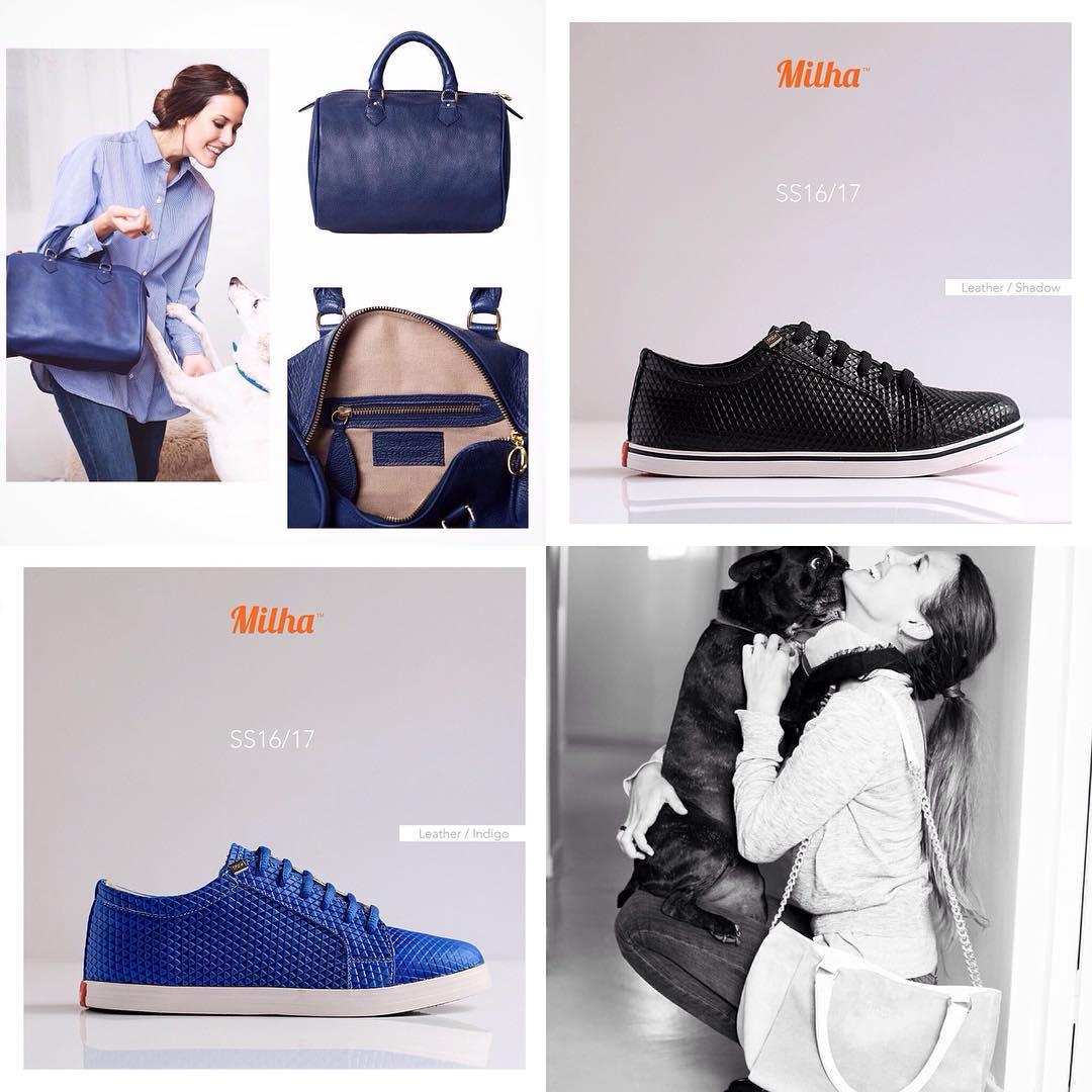 Conoce las carteras de @bylulifernandez ❤️.... Pronto estarán en la boutique Milha™ Soho (Gorriti 4864). @milha_oficial #zapatillas #milha #milhasoho