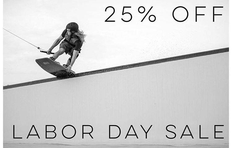 PROMO CODE: laborday25 //