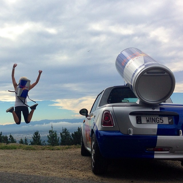 Ready for take-off? #givesyouwings #redbull