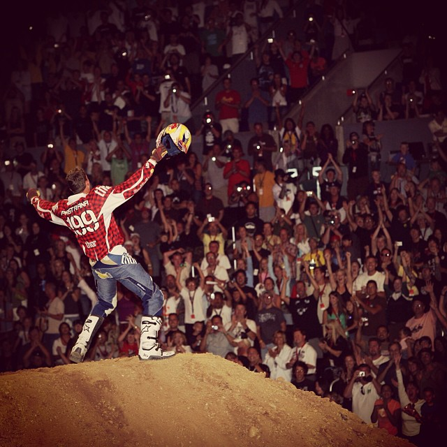 Where were you when @travispastrana stomped the double backflip? #tbt