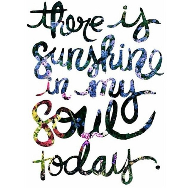 #Monday #pinspiration! Feel the #sunshine