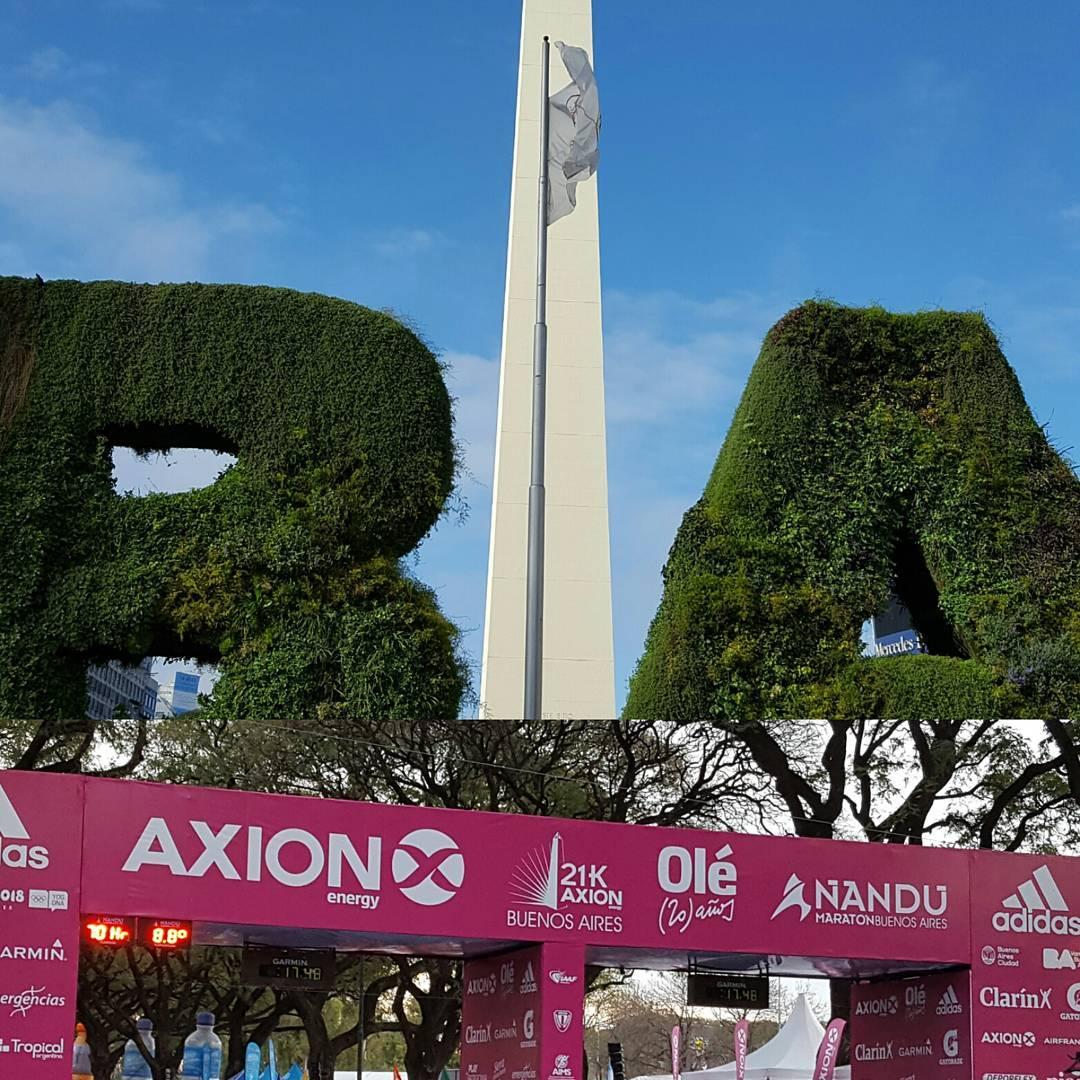 21K de Buenos Aires #21K