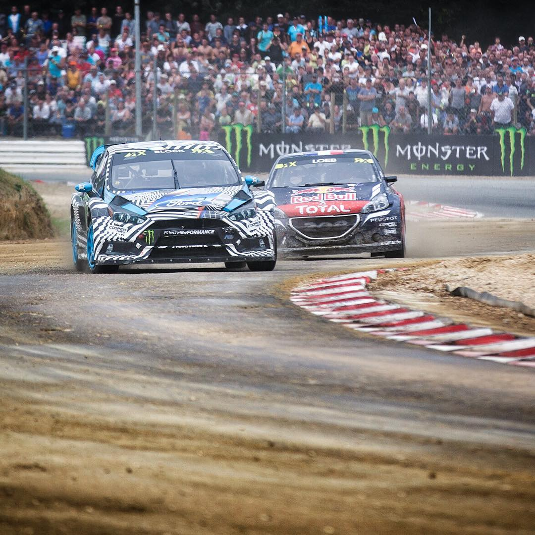 I'm gutted that I wasn't able to finish the #LoheacRX final as strong as the rest of my race weekend here. I won my Q3 race, beating out WRC Champions Solberg and Loeb in the process. And I finished Qualifying in 4th overall, my best result this...