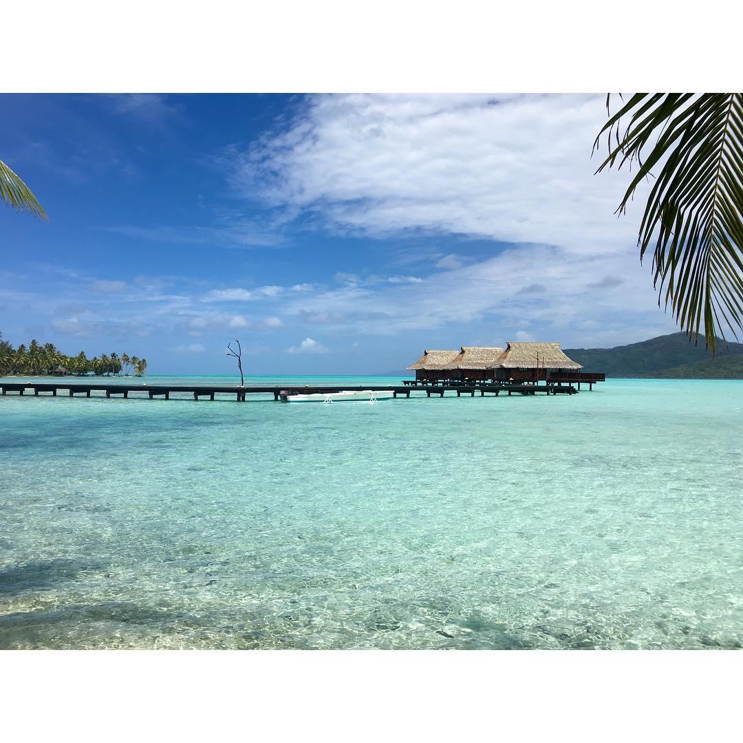 maururu #tahiti see you next time