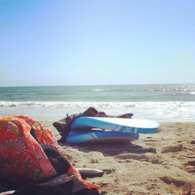 Wishing I was headed to the beach after finals #california #carlsbad #surf #beach