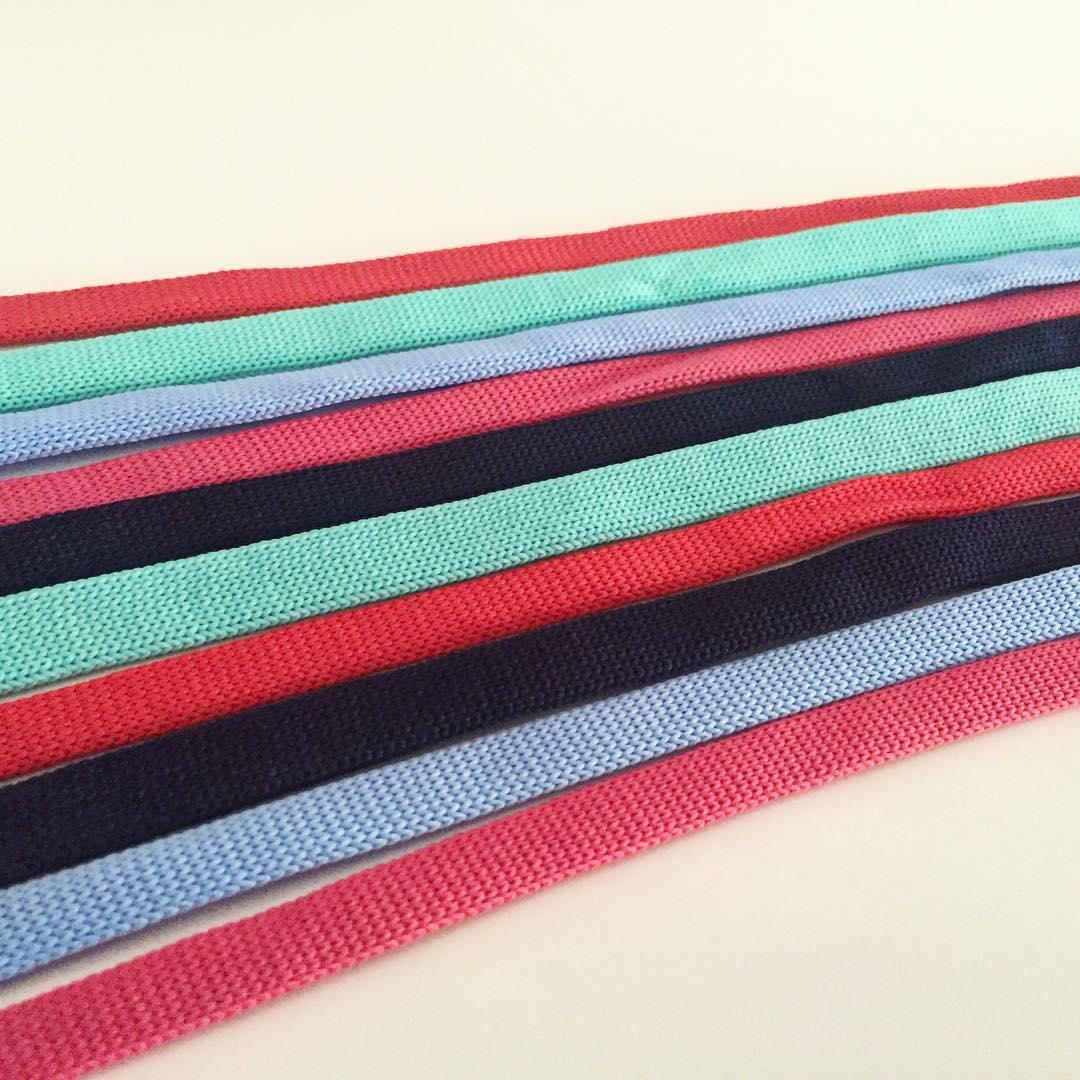 Un poco de Color para el Día de Lluvia. Cordones Summer 16/17 #somosborna #summeriscoming