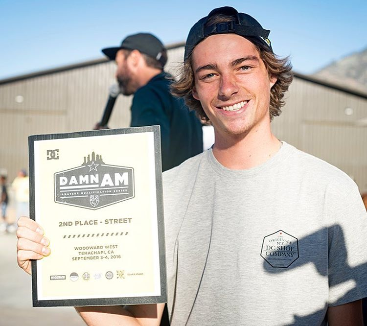 Congrats to @tysonbowerbank on finishing second at yesterday's #DamnAm contest and securing his spot in this year's @spottampa Am contest!