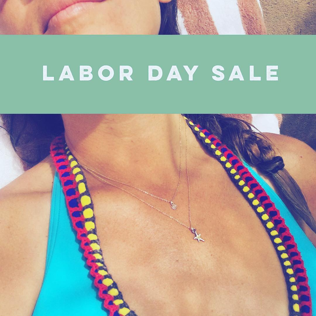 Last day to shop #labordaysale in the www.JuliaSzendrei.com shop!  Use code: LBD16 for the mega sale!  #megasale #sale #ootd #dovemountain #paradise #whitediamonds #diamondslice #poolside #juliaszendrei #jewelry #style #fashion #summerstyle #fallstyle...