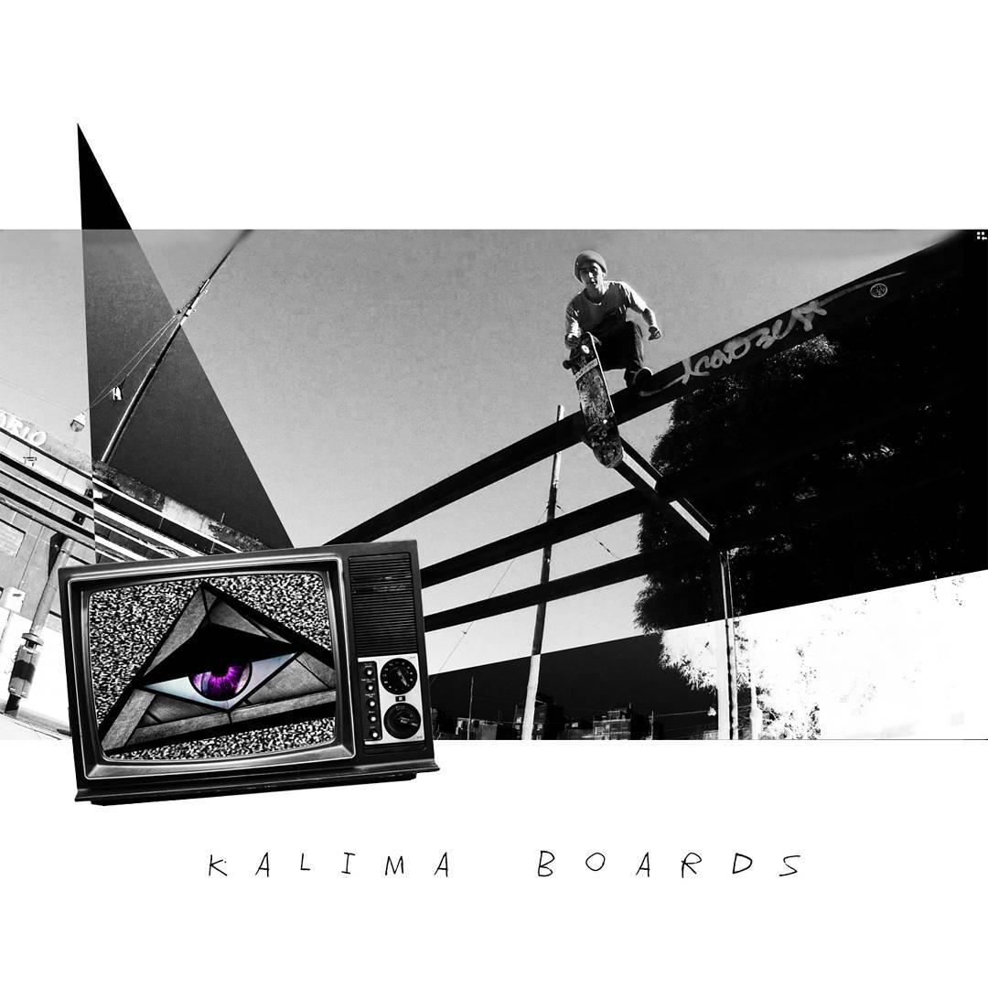 Kalima Skateboards Rider : Fer Fonseca, Colombia #skatelife #sk8 #kalimaboards #kalimaskateboards
