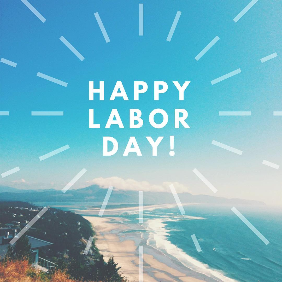 Happy Labor Day! #laborday #sunshine #ocean #beach #luvsurf