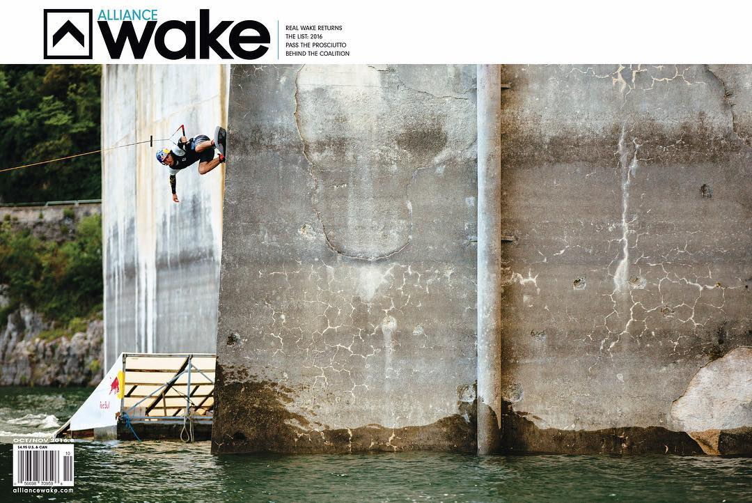 Cheers to @massipiffa for landing this insane @alliancewake cover.