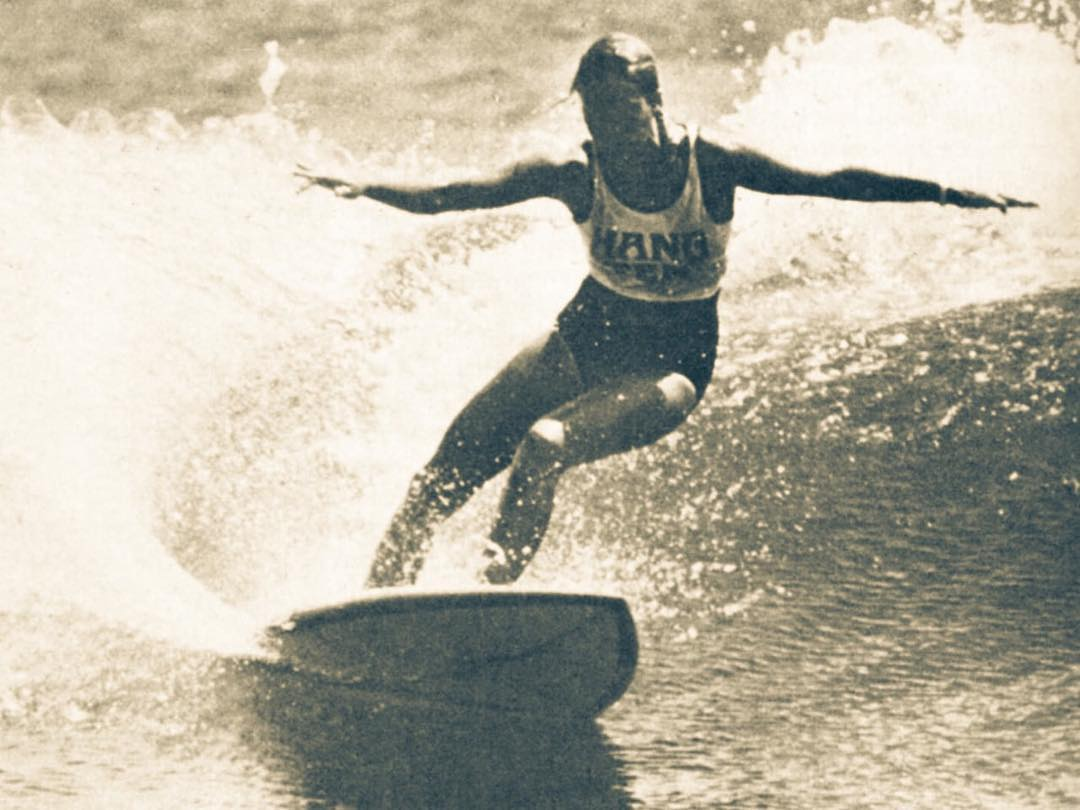 Margot vibes #myseealife Does anyone know who this photog is? #womenofsurfinghistory