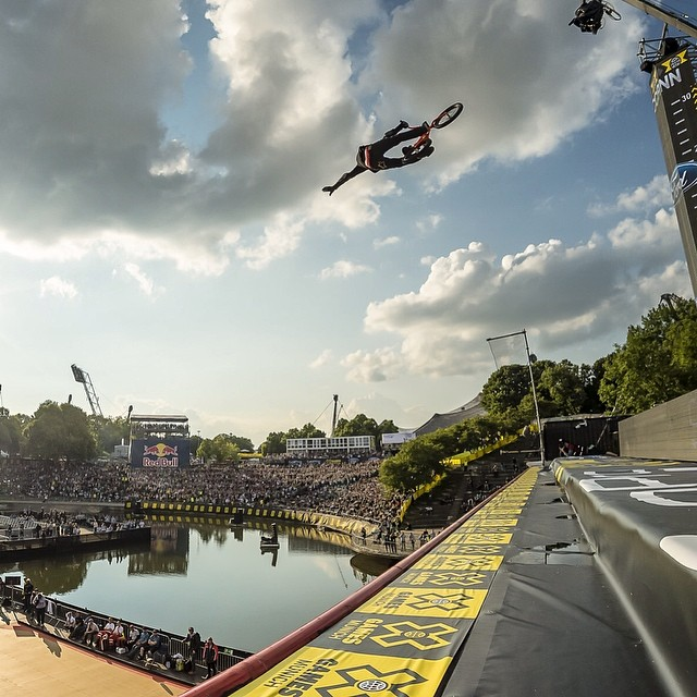 Countdown to Austin! #Xgames #MondayMotivation @stevemccann  Photo @espn_images