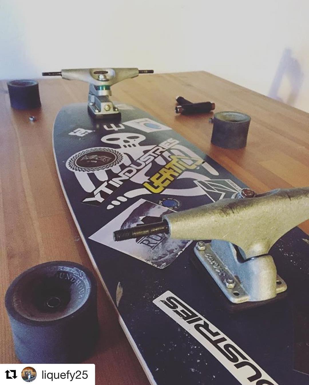#Repost @liquefy25 with @repostapp ・・・ Skateboard säubern