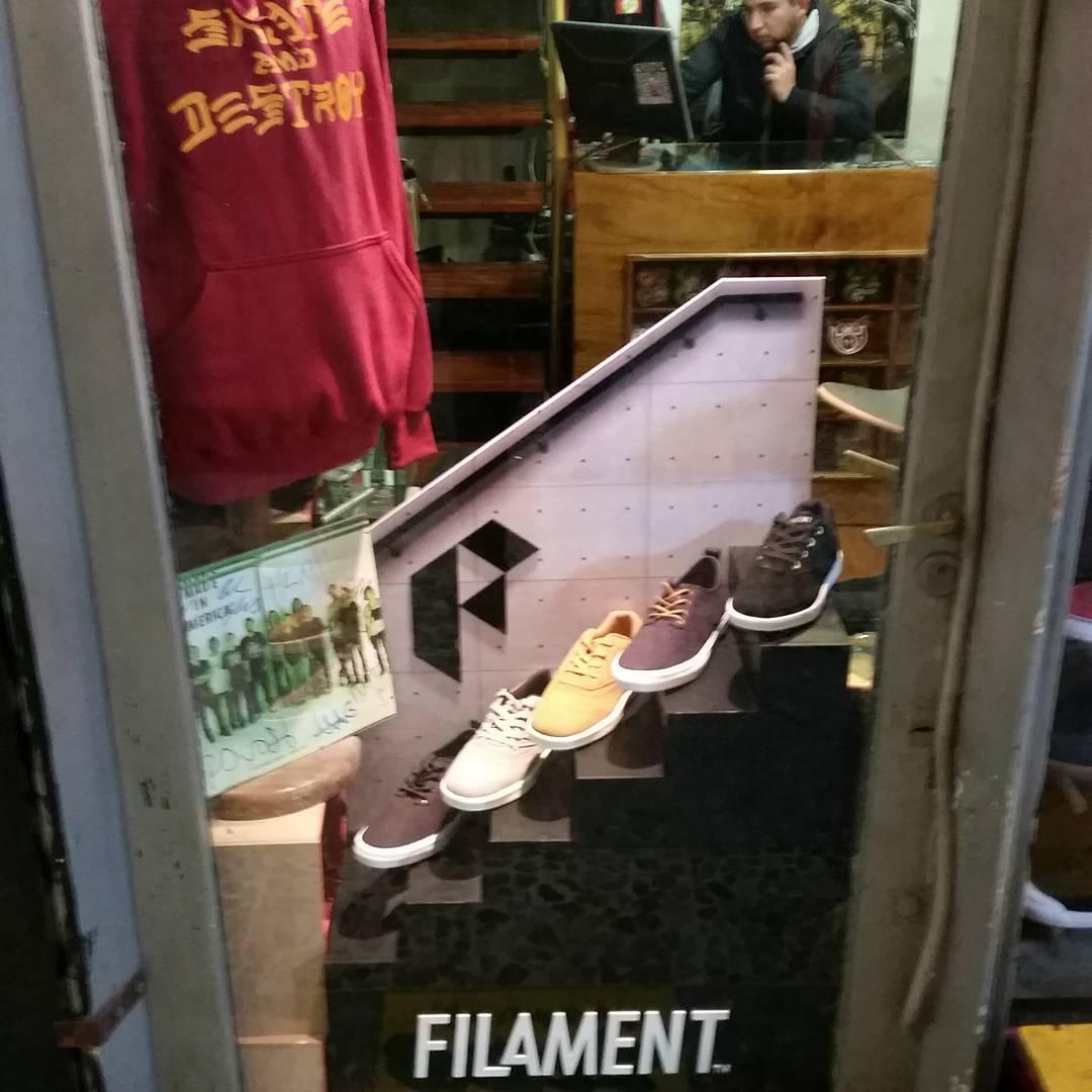 Reacomodando un pco la vidriera #filament_ar #filamentbrand @filament_ar @filamentbrand