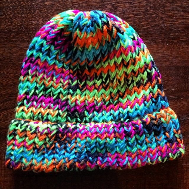 This beanie will only be available @soundsetfestival #MadeinMN #frostyheadwear #beanie #soundset