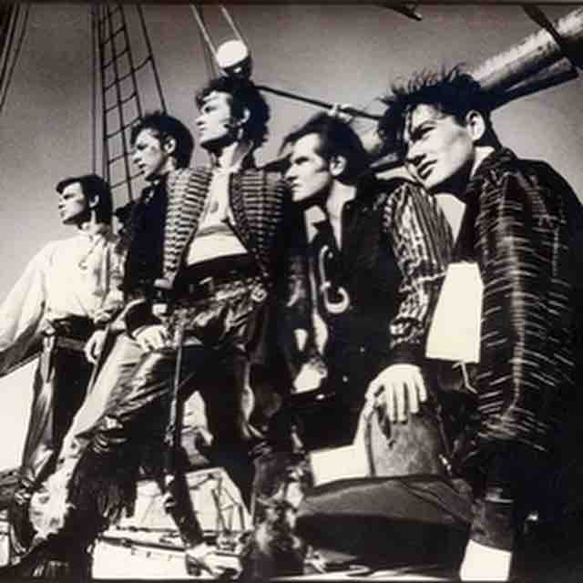Adam and the Ants #antmusic #standanddeliver #jollyroger #shakinallover