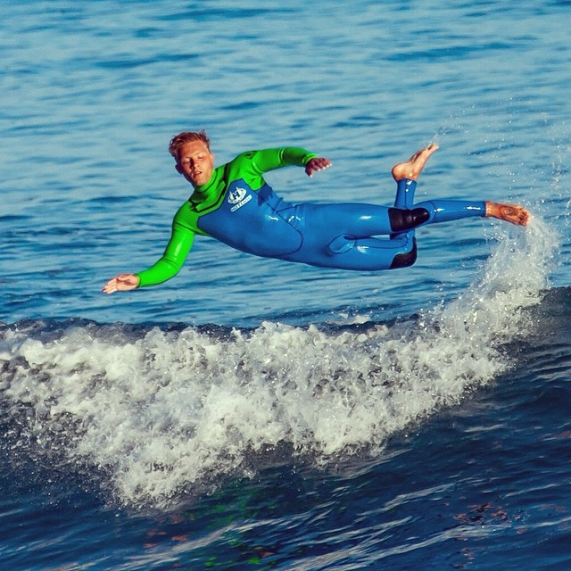 ~ @deadendkid relaxing on this fine Saturday ~ PC: Jared Chandler #HotlineWetsuits #SantaCruz #AlwaysaGoodTimeToNap #TurnDownForNaps #TeamRider