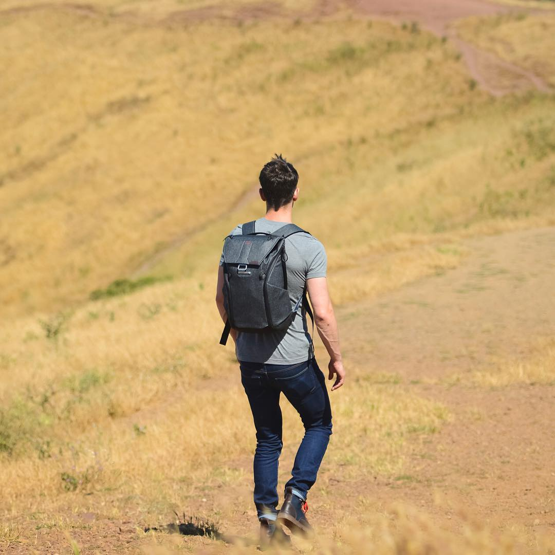 31 hours left on our biggest @kickstarter ever. The Everyday Backpack, Tote, Sling, and our three sizes of Range Pouch are an absolute hit. Become a backer and get the Kickstarter price before it is gone forever! #pdkickstarter16 #findyourpeak...