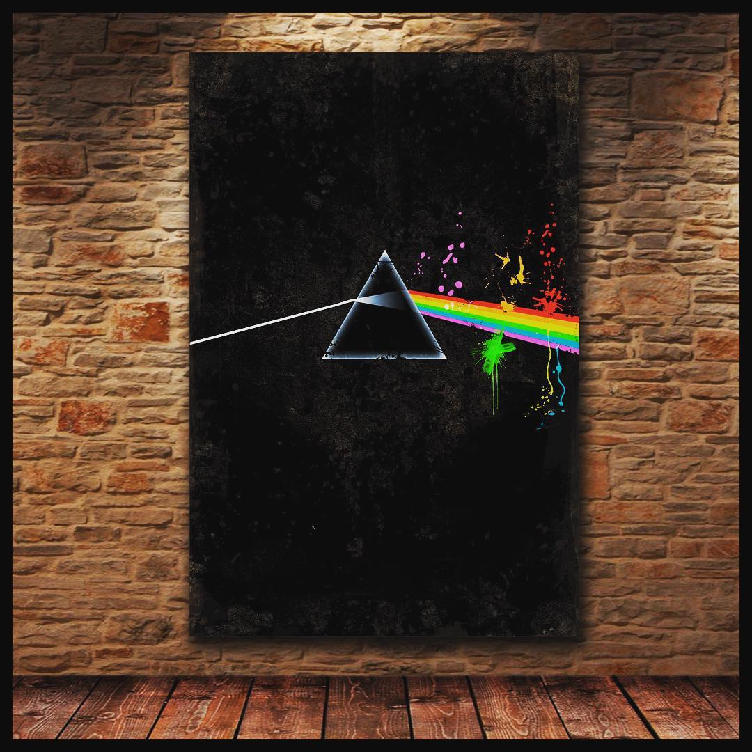 #Chilimango #rock #pinkfloyd #music #musica #art #deco #desing