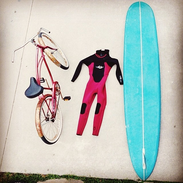 ~SC essentials @mairintorr ~ #HotlineWetsuits #SantaCruz #Necessities #CaliforniaLife