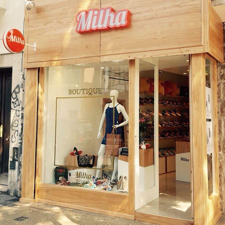 Si pasas por Palermo te esperamos en Milha™ Soho Boutique! Descubrí #zapatillas