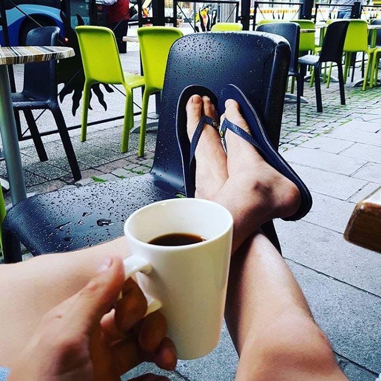 #TôDeHavaianas #HavaianasMoment #VoyConHavaianas #relax @poltterivahjonen