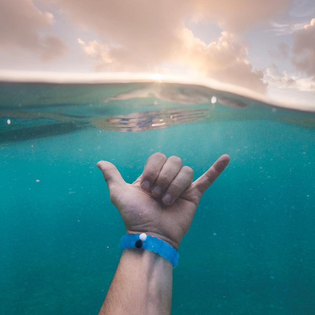 Look for the light through the clouds #livelokai