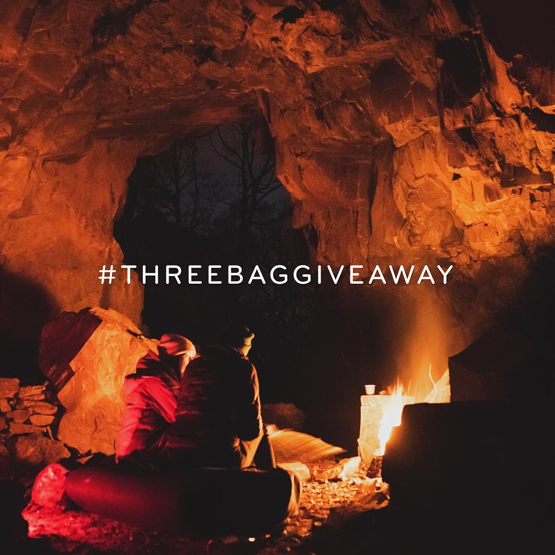 Four hours left to enter the #threebaggiveaway. Absolutely loving the entries.  1) Upload a picture to your Instagram feed that beautifully captures everyday life. Our bags are designed for day-to-day carry and we want to see what that means to each of...