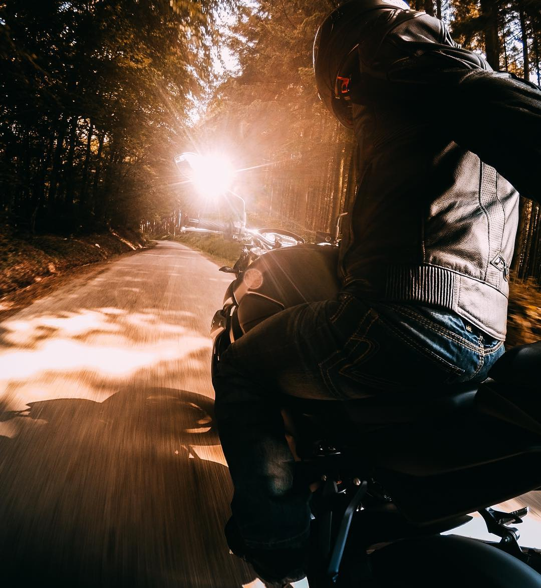 GoPro Featured Photographer: @desch_pictures  For me, happiness is rolling under the forest! The airflow of freshness is perfect. Both wheels is more than a passion, it is a real lifestyle! When I'm behind the handlebars, it's the only time I feel...