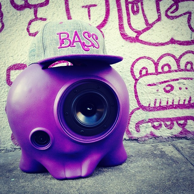 Good morning BASSheads. Anyone joining us on the San Francisco Bike Party ride today?! #tgif #boombotix #basshead