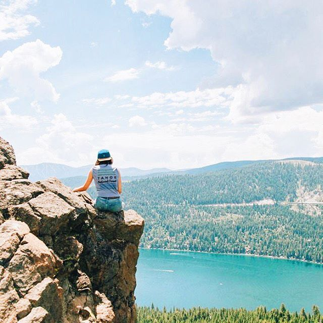 KEEP EXPLORING Summer may be (unofficially) over, but keep on exploring! There's still time to #findyourpark. Feat. our Tahoe Pocket Tee.
