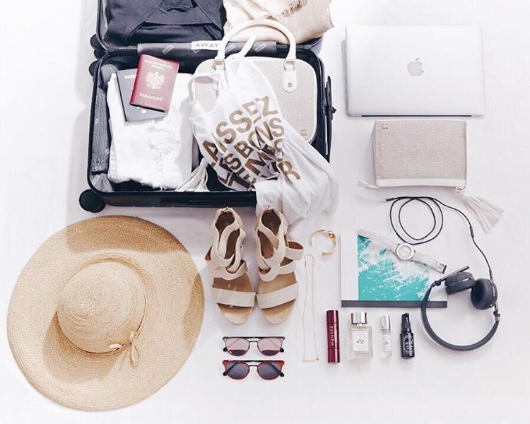 You already know that our notebooks make the perfect travel companions, but we've partnered up with some other travel centric brands to bring you the chance to win over $1000 worth of premium travel accessories, clothing and beauty products (including...