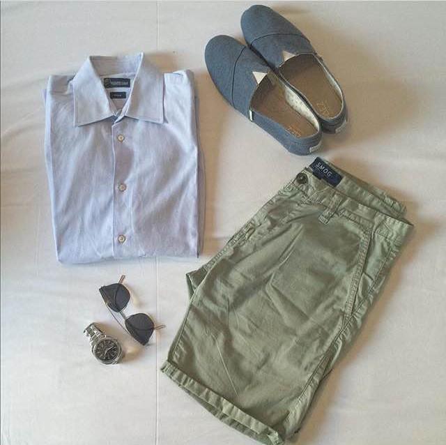 Summer outfit según @henriqueferreira1998 ¿Con que combinas las tuyas? Tag #paez #paezstyle paez.com / paez.com.ar