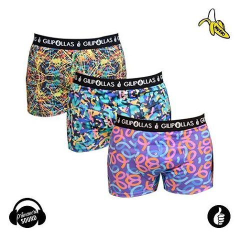 Los mejores #Pack para los que son exclusivos de los buenos Boxer. Llevate todos