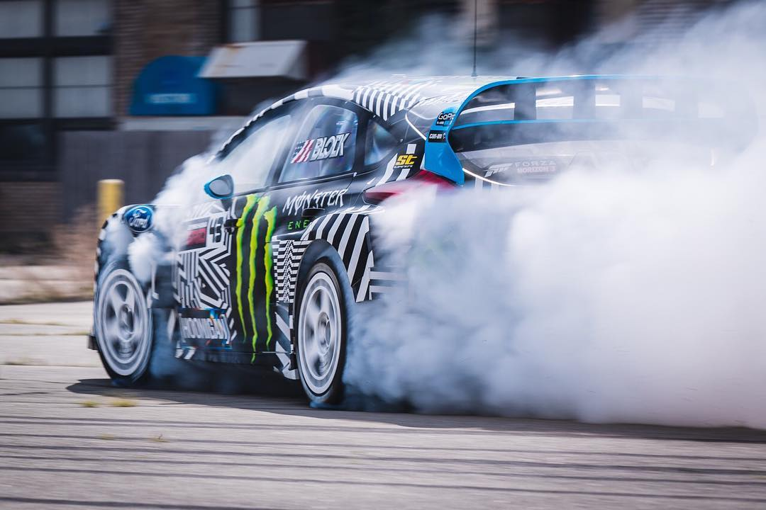 Gymkhana NINE: Launching September 13th on the Hoonigan YouTube channel! #gymkhanaNINE