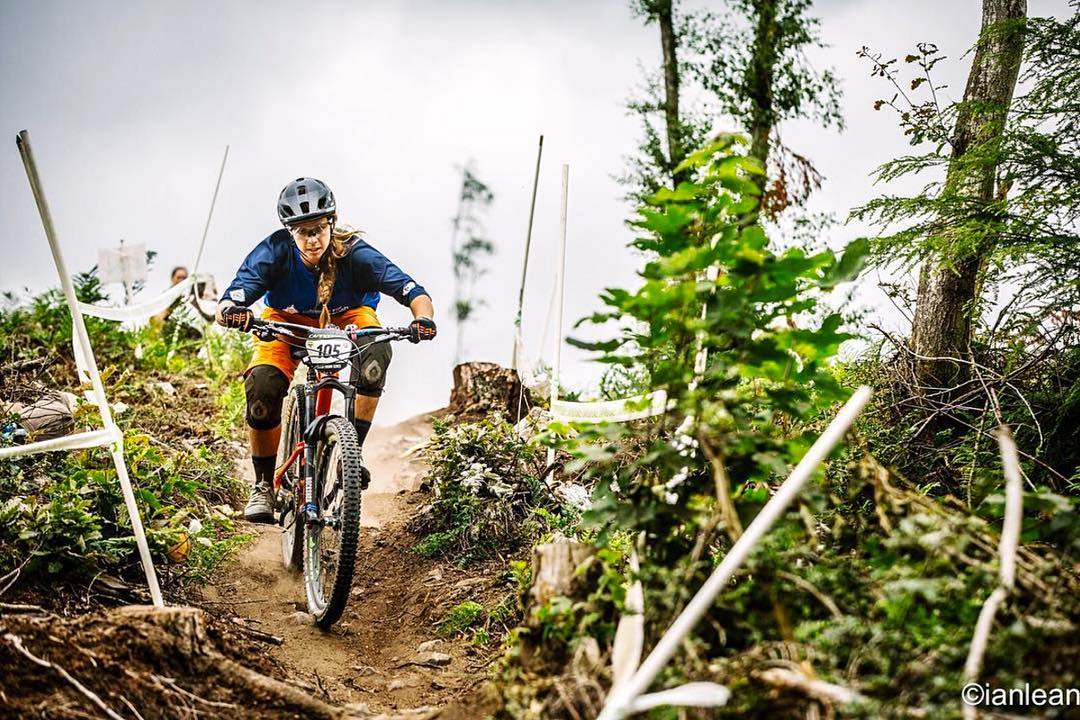 "Fresh #MondayMotivation from @traharn ""It doesn't get easier, you just go faster"" - Greg Lemond... After a whirlwind time racing on home soil, Traharn is heading out to Europe for a 3 week tour taking in the final rounds of the @world_enduro with..."