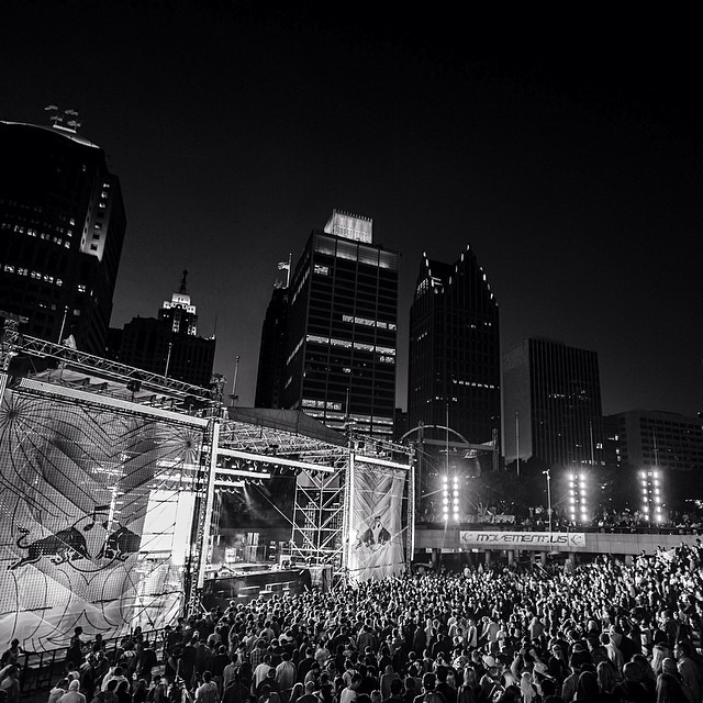 @RedBullMusicAcademy heads to the main stage in the home of techno, Detroit. Share your favorite #MovementMoments with @RedBullDET and get ready for one of the most important electronic music festivals in the world.