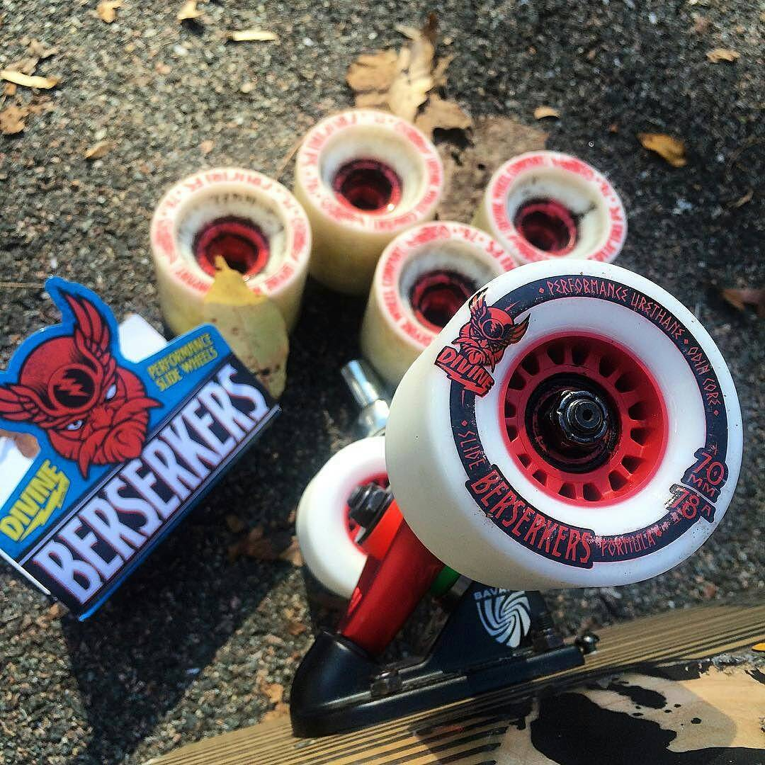 From gripping to sliding,  pick your weapon!  #divinewheels #divinewheelco #divinecrucibles #divineberserkers